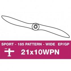 AP-21010WPN APC - Hélice sport - fine - EP/GP - 21X10WPN