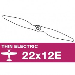 AP-22012E APC - Hélice électrique - fine - 22X12E