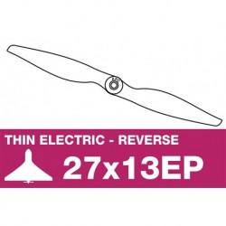 AP-27013EP APC - Hélice électrique - fine - Propulsive - 27X13EP