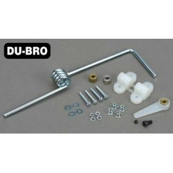 DUB152 Aircrafts Parts & Accessories - Steerable Nose Gear/Bent (1 pc per package)