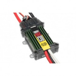 CC-010-0099-00 Castle - Phoenix Edge 130 - Variateur Brushless Air-Heli haute performance - Enregistrement de Data