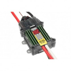 CC-010-0100-00 Castle - Phoenix Edge 100 - Variateur Brushless Air-Heli haute performance - Enregistrement de Data
