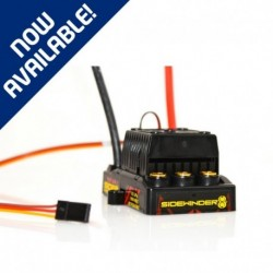 CC-010-0139-10 Castle - SIDEWINDER 8TH ESC, 25.2V ESC, 8A PEAK BEC, WP
