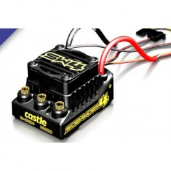 CC-010-0150-02 Castle - Sidewinder 18th - Combo - Variateur brushless haute performance voiture 1-18