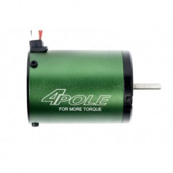 CC-060-0002-00 Castle - Moteur Brushless 1406 - 6900KV - 4-Poles - Sensorless