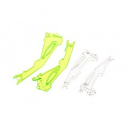 DIDE1135 Dromida - LED Cover Green/Clear Ominus Quadcopter