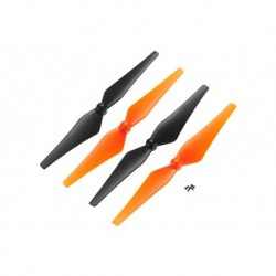 DIDE1205 Propeller Set Orange Vista FPV