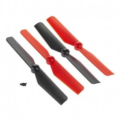 DIDE1244 Dromida - Prop Set red/Black XL370