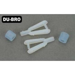 DUB602 Pièce d'avion - Nylon Kwik-Links - Taille Standard (12 pces)