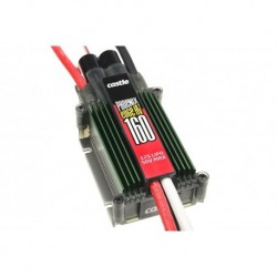 CC-010-0103-00 Castle - Phoenix Edge 160 HV - Variateur Brushless High Voltage Air-Heli haute performance