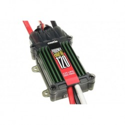 CC-010-0104-00 Castle - Phoenix Edge 120 HV - Variateur Brushless High Voltage Air-Heli haute performance