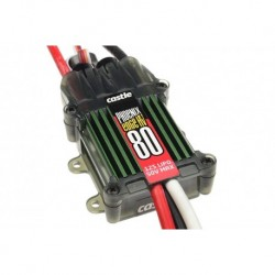 CC-010-0105-00 Castle - Phoenix Edge 80 HV - Variateur Brushless High Voltage Air-Heli haute performance