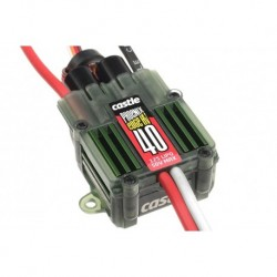 CC-010-0107-00 Castle - Phoenix Edge 40 HV - Variateur Brushless High Voltage Air-Heli haute performance