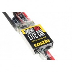 CC-010-0110-00 Castle - Phoenix Edge Lite 130 - Variateur Brushless Air-Heli haute performance - Version léger