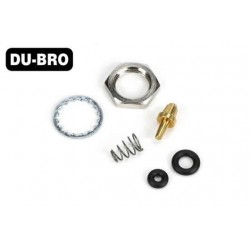 DUB611 Aircrafts Parts & Accessories - Large Scale Fueling Valve, Gas (1 pc per package)