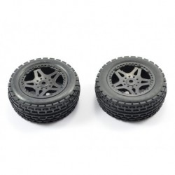 ISH-010-057 Ishima - Front Wheels Booster Complete, 1 Pair