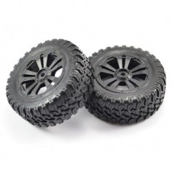 ISH-010-061 Ishima - Rear/Front Truck Wheels Madox Complete, 1 Pair