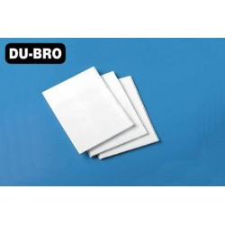 DUB634 Aircrafts Parts & Accessories - Double Sided Tape (3 pcs per package)