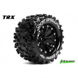 LR-T3204SB Louise RC - MT-UPHILL - Pneus 1-10 Monster Truck - Montés - Collés - Soft - Jantes 2.8