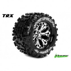LR-T3204SC Louise RC - MT-UPHILL - Pneus 1-10 Monster Truck - Montés - Collés - Soft - Jantes 2.8
