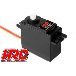 HRC68109BB Servo - Analogique - 40.8x39.5x20.2mm / 40g - 9kg/cm - Double roulement à billes