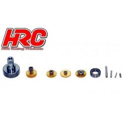 HRC68110DL-A Pignons de servo - pour HRC68110DL