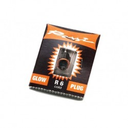 HRC25123B Pièces de carrosserie - 1/10 Touring / Drift - Scale - CNC Aluminium - Disque de frein Gunmetal & Pince Rouge (2 pces)