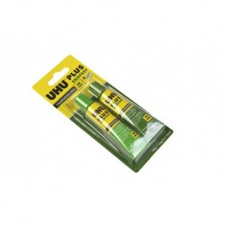 U-0103 UHU - Endfest - 33 gr - Colle epoxy 2 composants