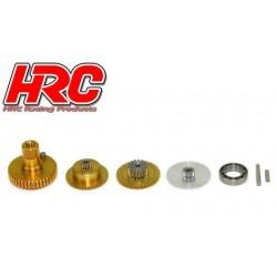 HRC68116DMG2-A Pignons de servo - pour HRC68116DMG2