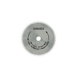PRO28731 PROXXON Lame circul.85mm super-cut