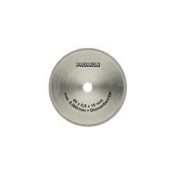 PRO28735 PROXXON Lame circul. 85mm diamantée
