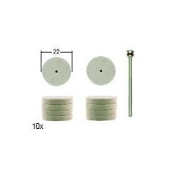 PL6086-00 Elastiques de collage de pneus (4 pces)