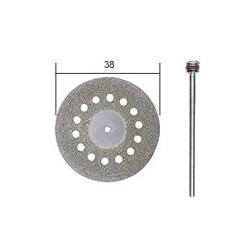 PRO28846 PROXXON Disque diamenté Dia. 38mm