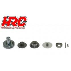 HRC68128HVBL-A Pignons de servo - pour HRC68128HVBL