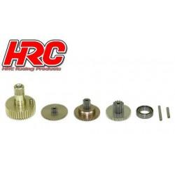 HRC68132DHV-A Pignons de servo - pour HRC68132DHV