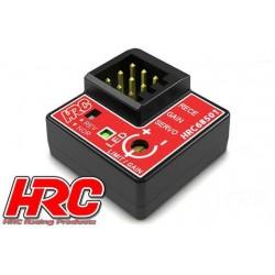 HRC68501 Gyro - Auto RC - Avec Gain ajustable par l'émetteur