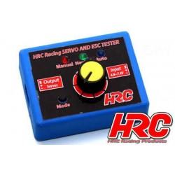 HRC68521 Electronique - Testeur de servo / variateur