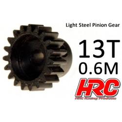 HRC70613 Pignon - 0.6M - Acier – Léger – 13D