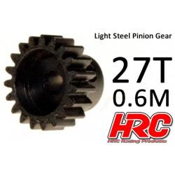 HRC70627 Pignon - 0.6M - Acier – Léger – 27D