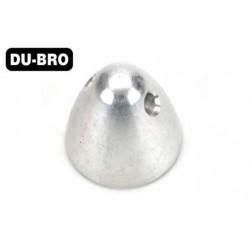 DUB730 Pièce d'avion – Cône d'hélice - 6.3mm (1/4'') - Aluminium (1 pce)