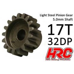 HRC73217 Pignon - 32DP / axe 5mm - Acier – Léger – 17D