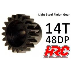 HRC74814 Pignon - 48DP - Acier – Léger – 14D