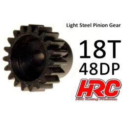 HRC74818 Pignon - 48DP - Acier – Léger – 18D