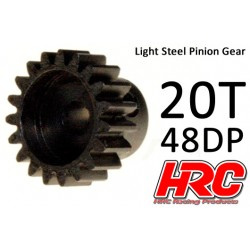 HRC74820 Pignon - 48DP - Acier – Léger – 20D