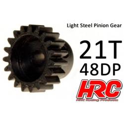 HRC74821 Pignon - 48DP - Acier – Léger – 21D