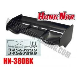 HN-380BK Aileron 1/8 TT Hong nor - Noir