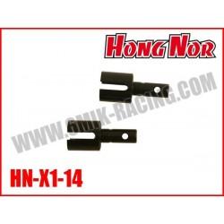 HN-X1-14 Noix de Différentiels Avt/Arr (2)