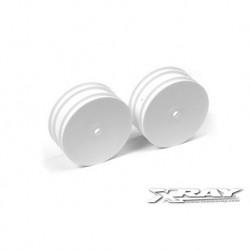 369910 JANTES 1/10 WHITE AV (x2)