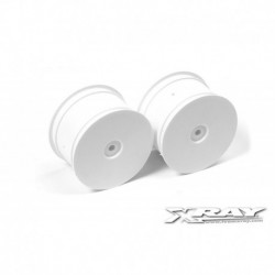 369911 JANTES 1/10 WHITE AR (x2)