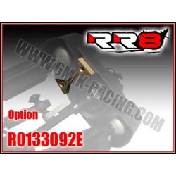 R0133092E Plomb de porte-fusée Avt. (paire)